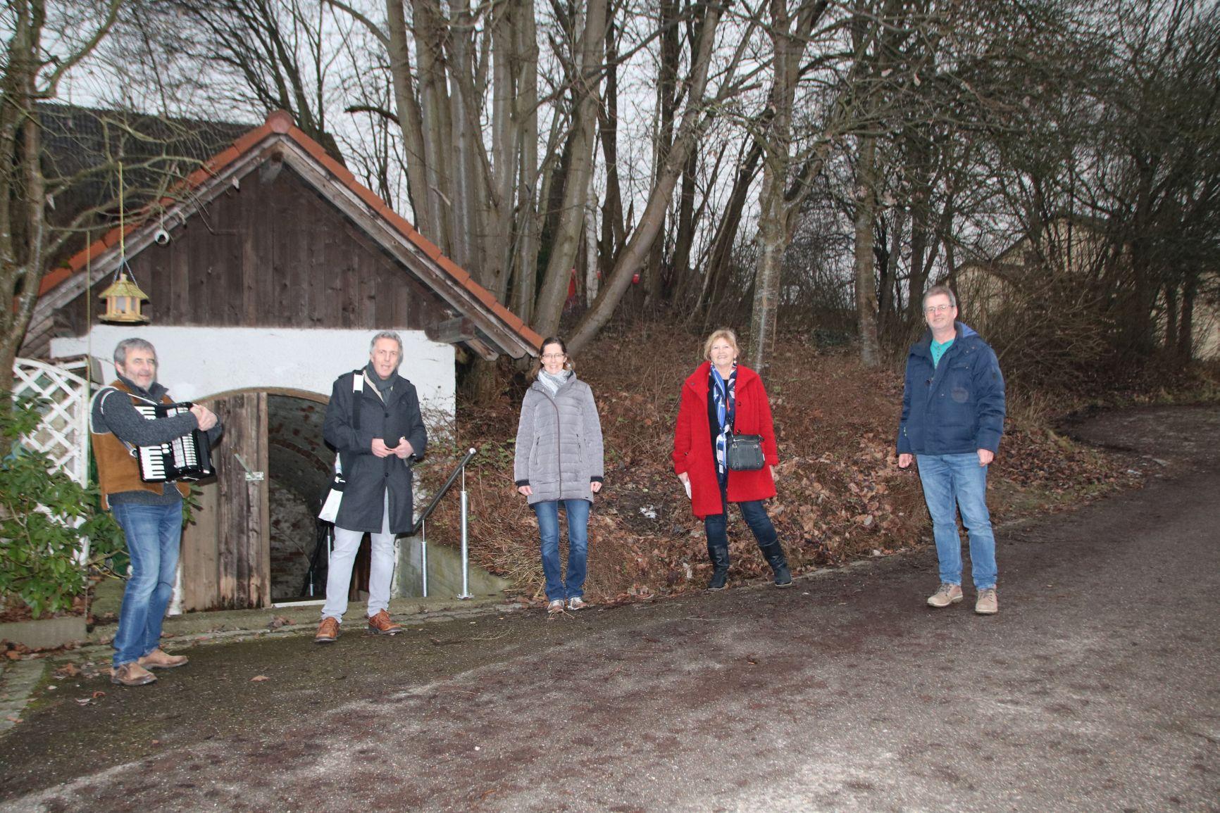 Radioreise von Alexander Tauscher zu Gast in Au in der Hallertau