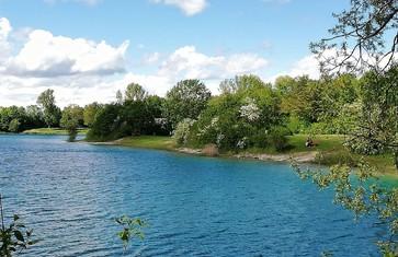 Rundtour um den Echinger See