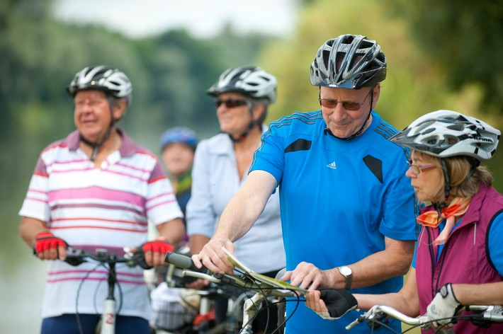 Geführte Radtouren mit dem adfc