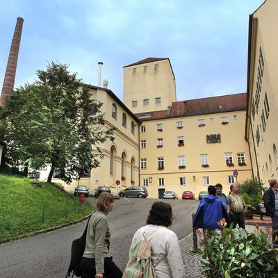 Brauereiführung durch die Bayerische Staatsbrauerei Weihenstephan
