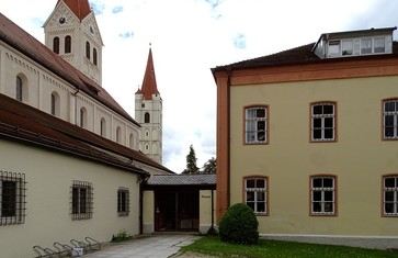 Heimatmuseum in Moosburg a. d. Isar