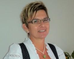 Teamassistentin Bärbel Heller