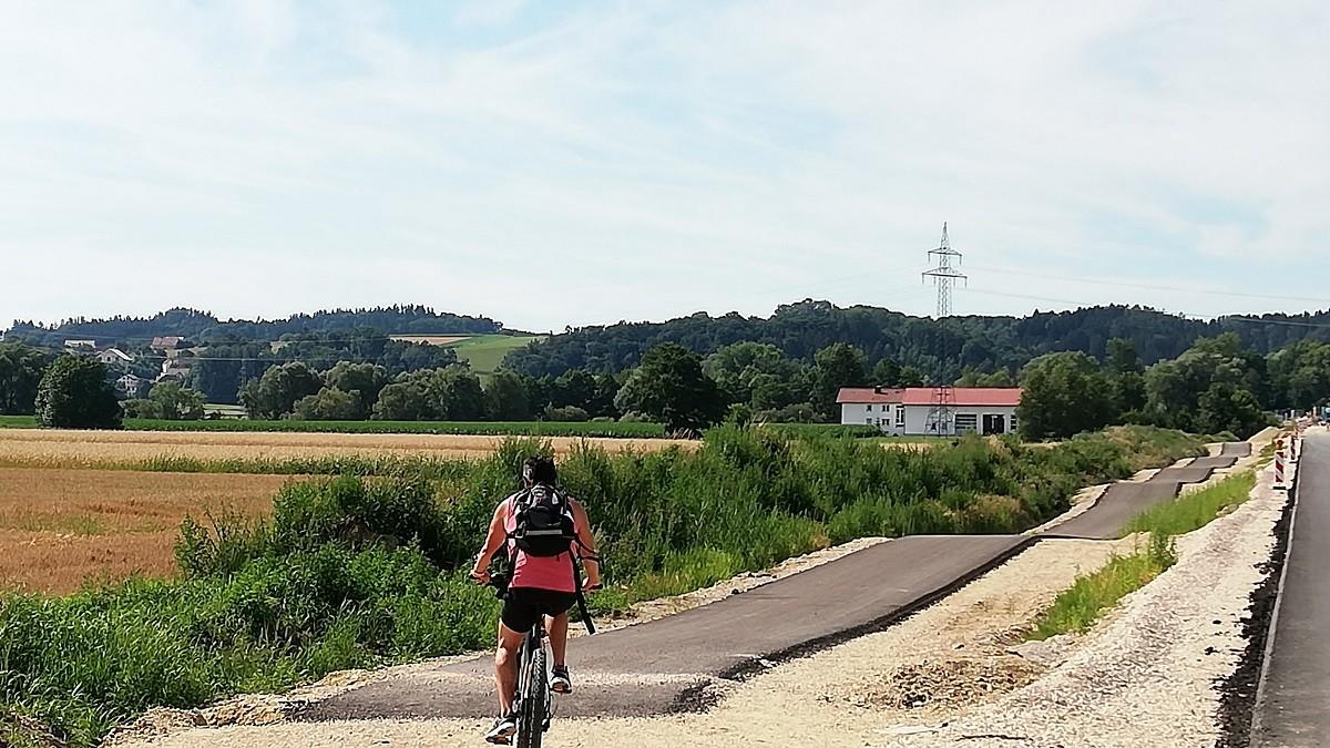 Kirchdorfer Buckelpiste und ihre 5 Hügel