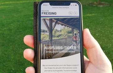 Aktueller Ausflugs-Ticker der Region Freising