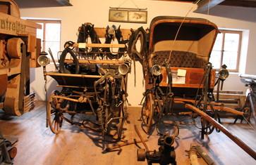 Historische Sammlung des Heimatmuseums in Hörgertshausen