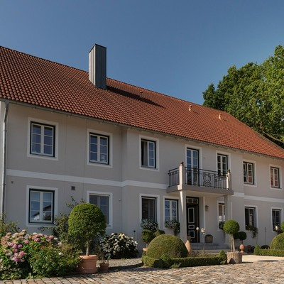 Hopfenhof Pichlmeyer in Grafendorf bei Rudelzhausen