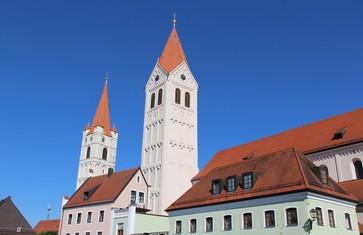 St. Kastulus Münster in Moosburgs Altstadt