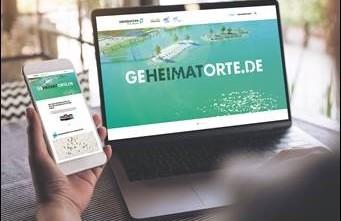 Titelbild der Kampagne geheimatorte.de