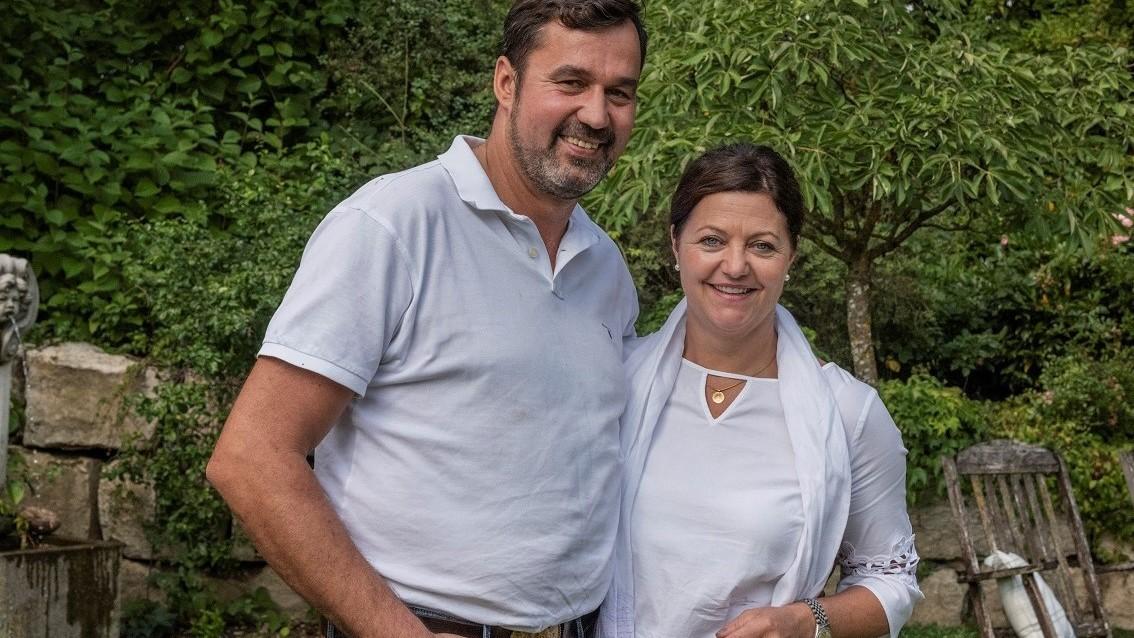 Karl und Marion Pichlmeyer