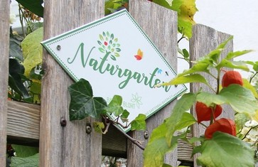 Logo Naturgartenzertifizierung