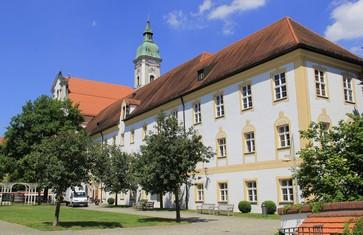 Kloster und Kirche Neustift in Freising