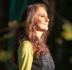 Claudia Müller - Kursleiterin im Waldbaden
