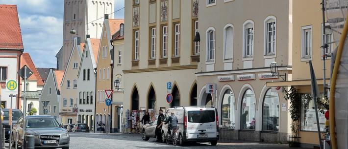 Altstadt von Moosburg