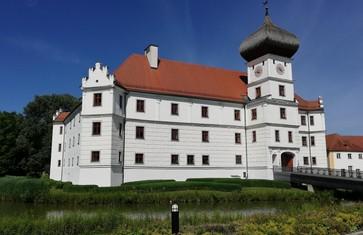 Renaissancewasserschloss Hohenkammer