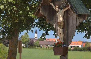 Martel bei Holzen in der Gemeinde Wolfersdorf
