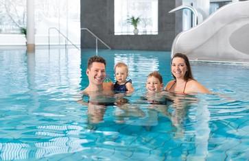 Erlebnisschwimmbad fresch Innenbereich
