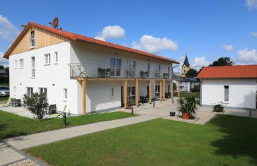 Apartmentanlage der Familie Gmeineder in Osterwaal bei Au in der Hallertau