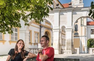 Kurze Auszeit am Domberg in Freising
