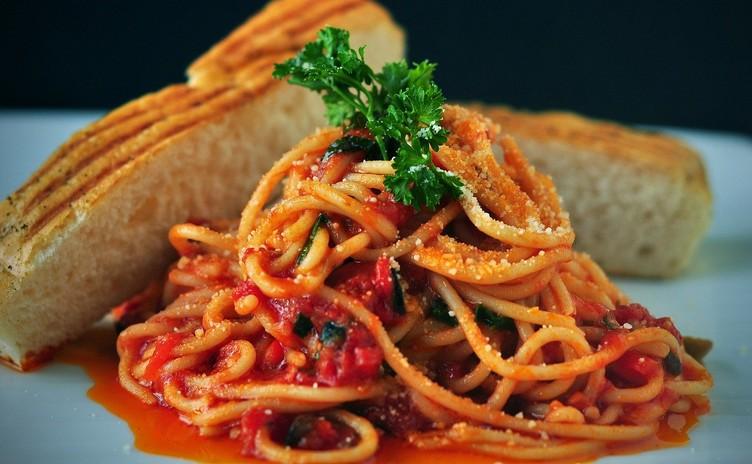 Internationale Köstlichkeiten der Freisinger Gastronomie - Italienischer Pastateller