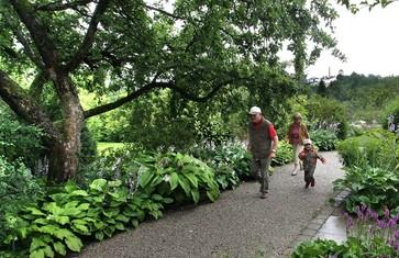 Sichtungsgarten der Weihenstephaner Gärten